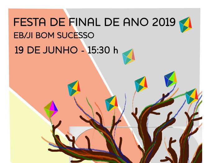 Festa de Final de Ano 2019